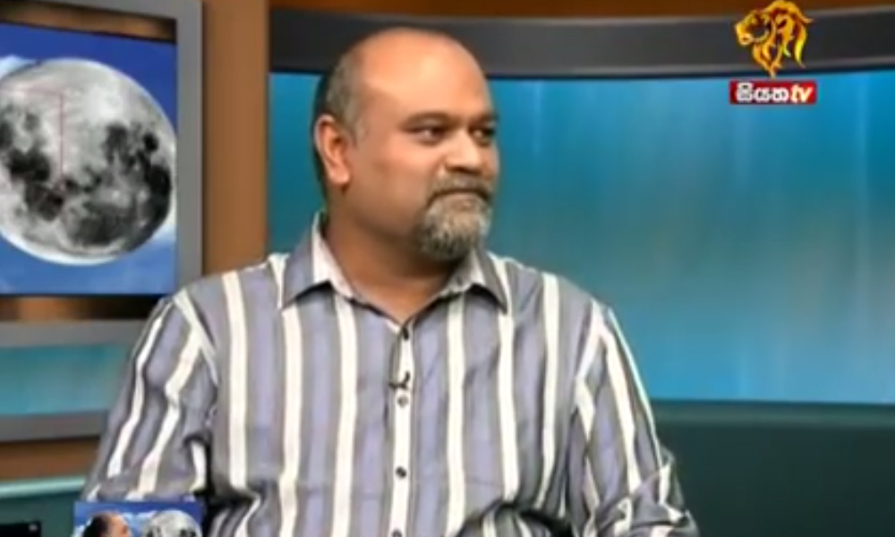 Younus AlGohar's Interview with Siyatha TV