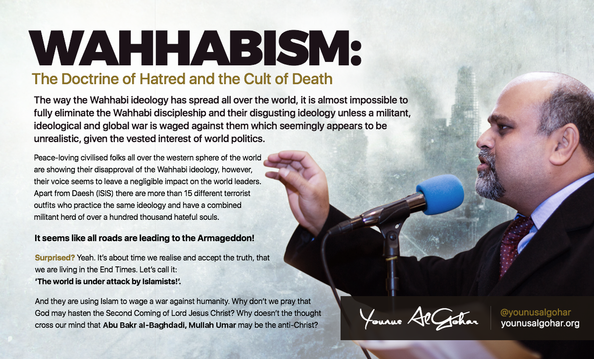 Wahhabism: The Doctrine of Hatred and The Cult of Death