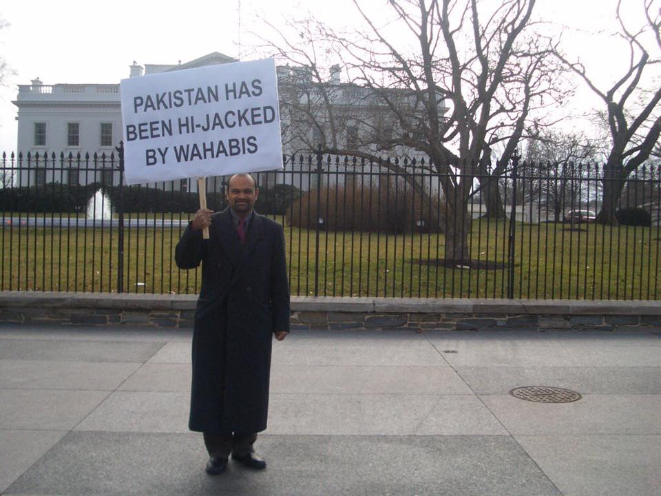 Younus AlGohar Raises Voice Against Wahhabism in 2005