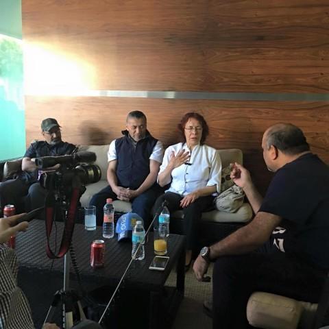 Younus AlGohar's Successful Trip to Mexico City