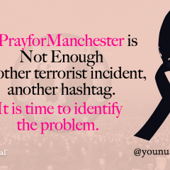 #ManchesterAttack – Are We Doing Enough?