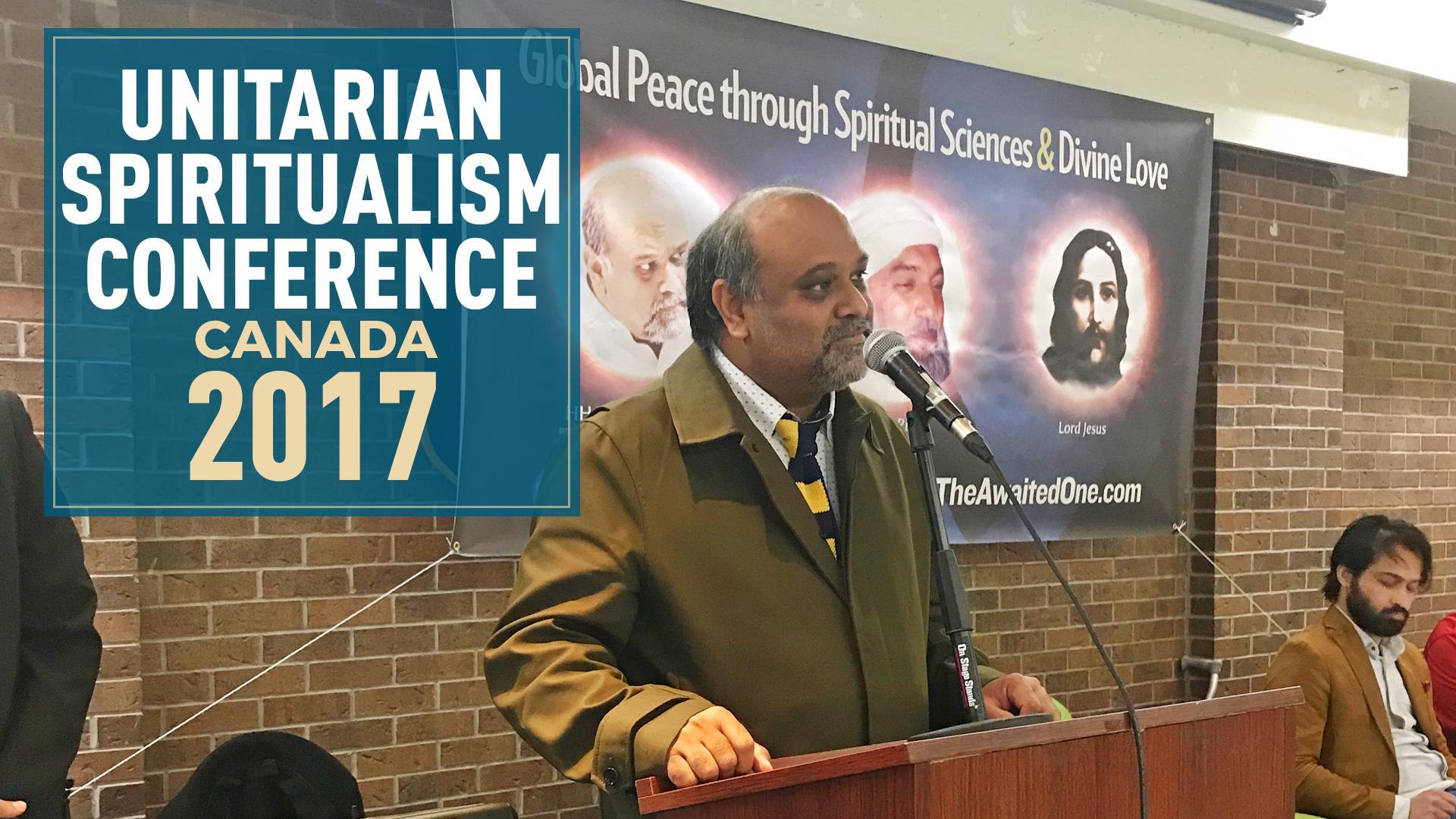 UnitarianSpiritualismConference