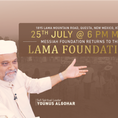 25th July: MFI Returns to the Lama Foundation After 22 Years