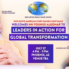 27th July: Leaders in Action for Global Transformation