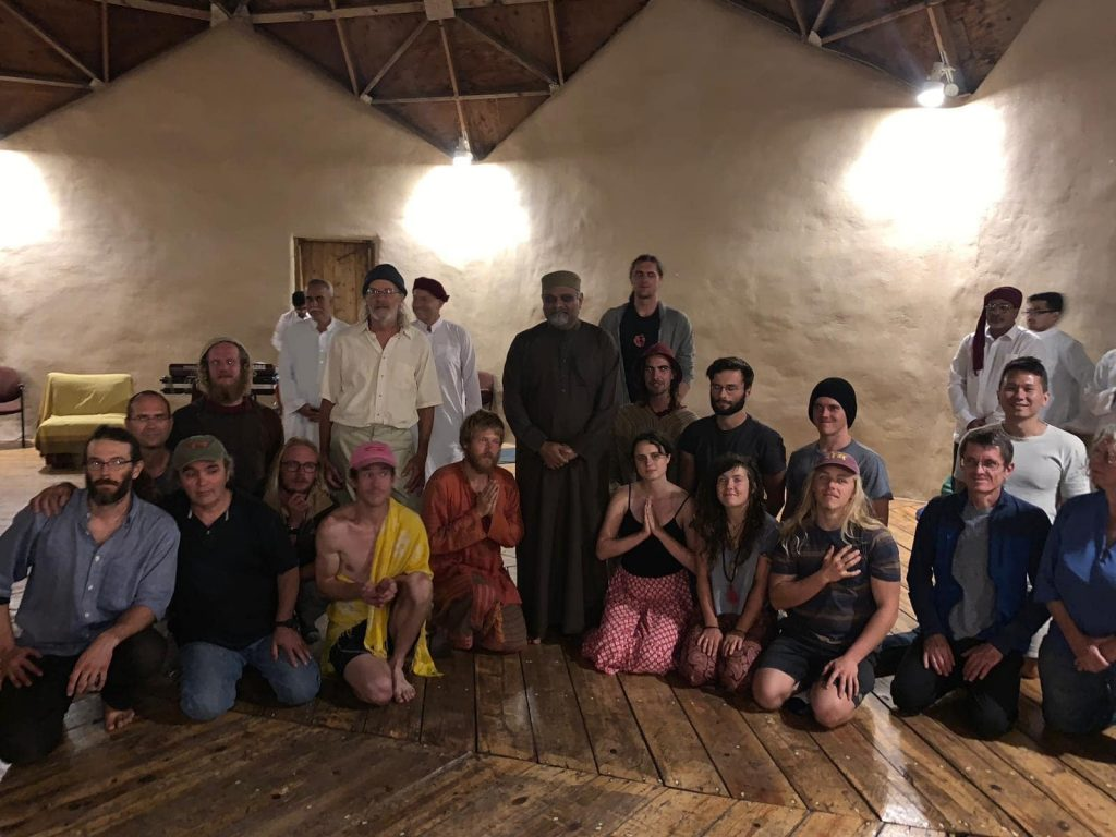 Acknowledging the Divine Presence – Lama Foundation