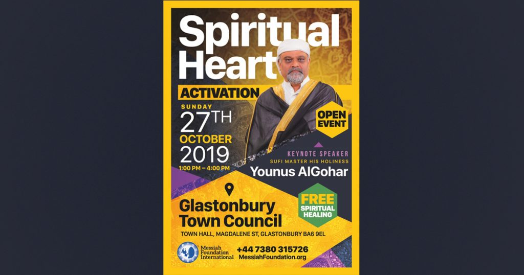 Glastonbury Spiritual Heart Activation