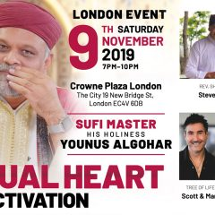 London Spiritual Heart Activation
